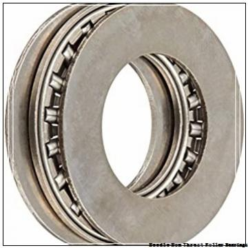 2.362 Inch | 60 Millimeter x 3.543 Inch | 90 Millimeter x 1.102 Inch | 28 Millimeter  CONSOLIDATED BEARING NAS-60 P/5  Needle Non Thrust Roller Bearings