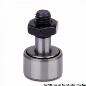 CARTER MFG. CO. CCNB-128-S  Cam Follower and Track Roller - Stud Type