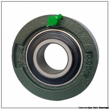 QM INDUSTRIES TAMC17K075SC  Cartridge Unit Bearings