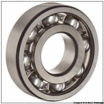 30 mm x 62 mm x 24,00 mm  TIMKEN 206KRR8  Single Row Ball Bearings