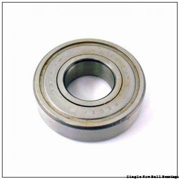 8 mm x 22 mm x 7 mm  TIMKEN 38K  Single Row Ball Bearings