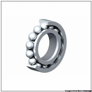 30 mm x 62 mm x 16 mm  TIMKEN 206KDD  Single Row Ball Bearings