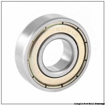17 mm x 47 mm x 14 mm  TIMKEN 303PP  Single Row Ball Bearings