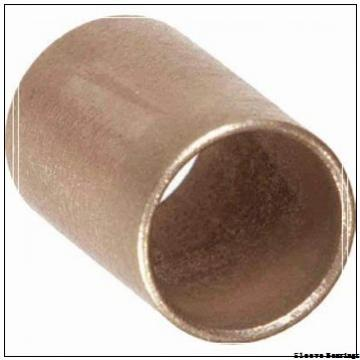 ISOSTATIC EW-163202  Sleeve Bearings