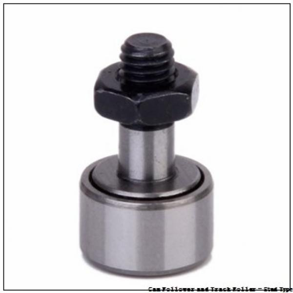 INA KRE62-PP  Cam Follower and Track Roller - Stud Type #3 image