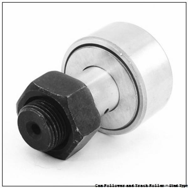 SMITH HR-1-1/2-BC  Cam Follower and Track Roller - Stud Type #3 image